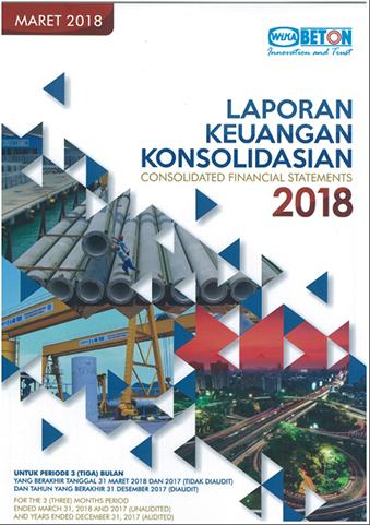 Q1 - 2018 Quarterly Financial Statement